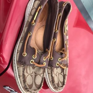 Coach Richelle designer authentic shoes